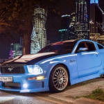 Ford Mustang foto