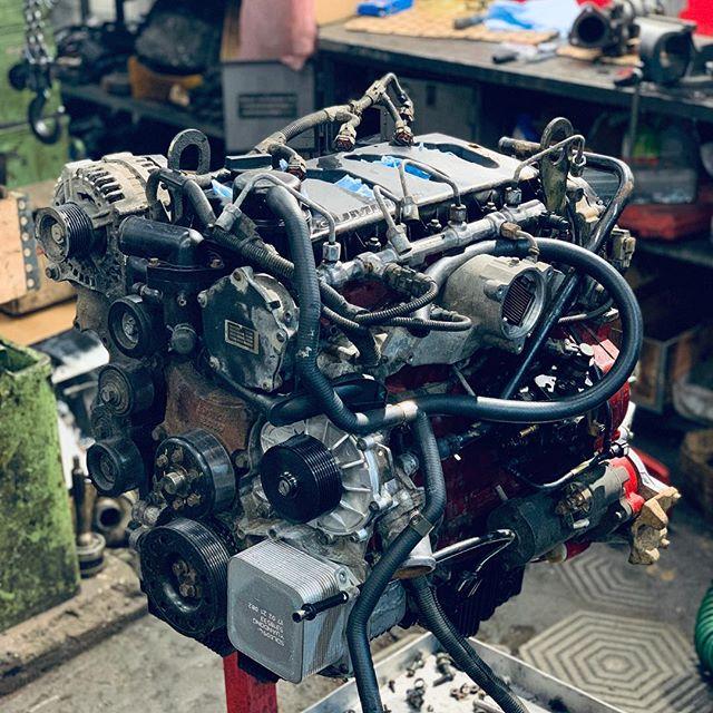 Готов к установке #hellmotor #mechmotor #механикамоторов #ремонтдвигателя #ремонтдвигателямосква #cummins #isf #isf28 #газель #газельдизель #газелькамминс #газелькамминз #газельнекст #газельбизнес #камминс #камминз